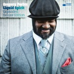 Gregory Porter's Liquid Spirit Album Cover