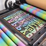 Typoretum – custom letterpress printing