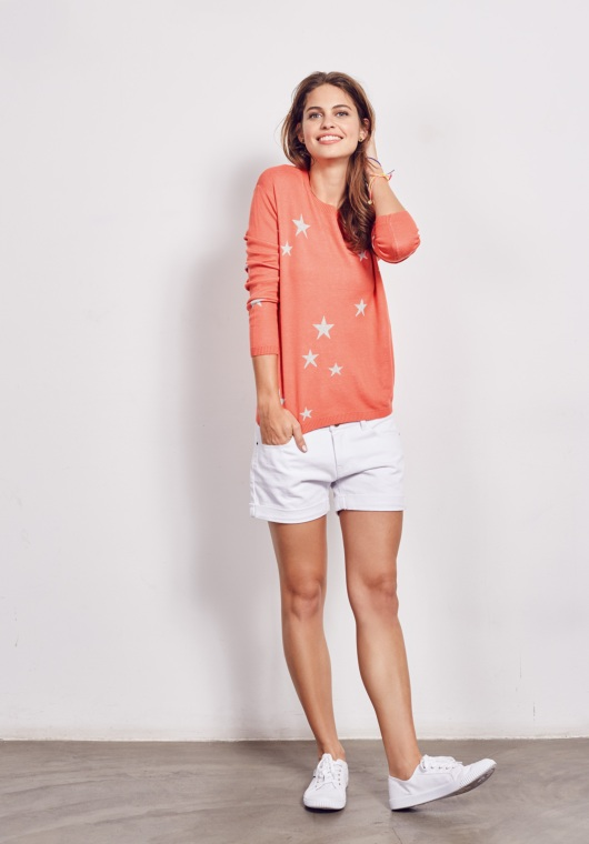 Star Gazer Jumper, £69.50, Hush
