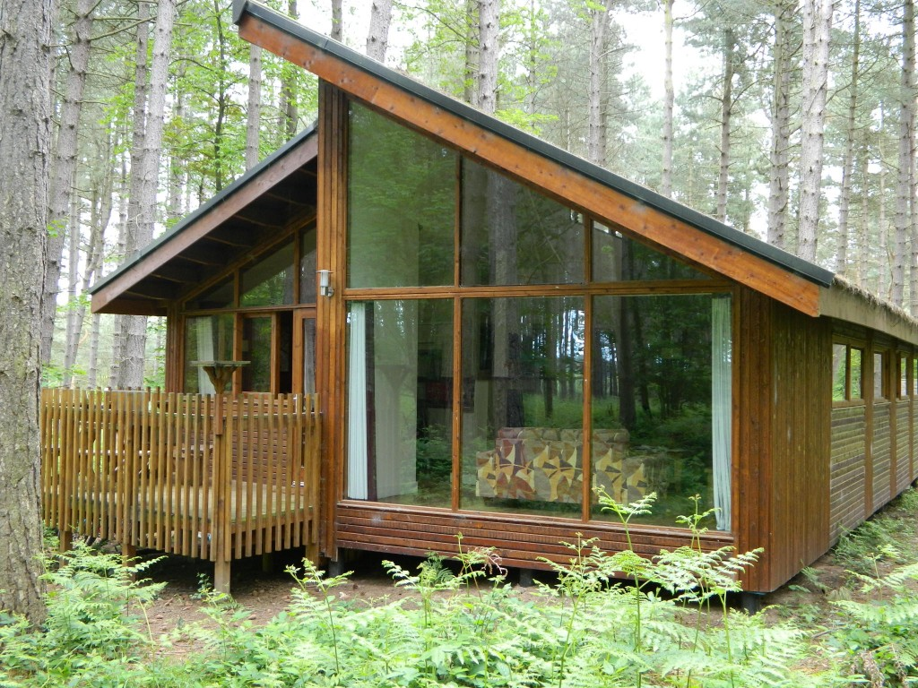 The Wood Family cabin