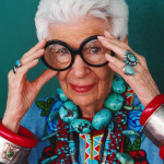 Iris Apfel: wit, wisdom and the art of style